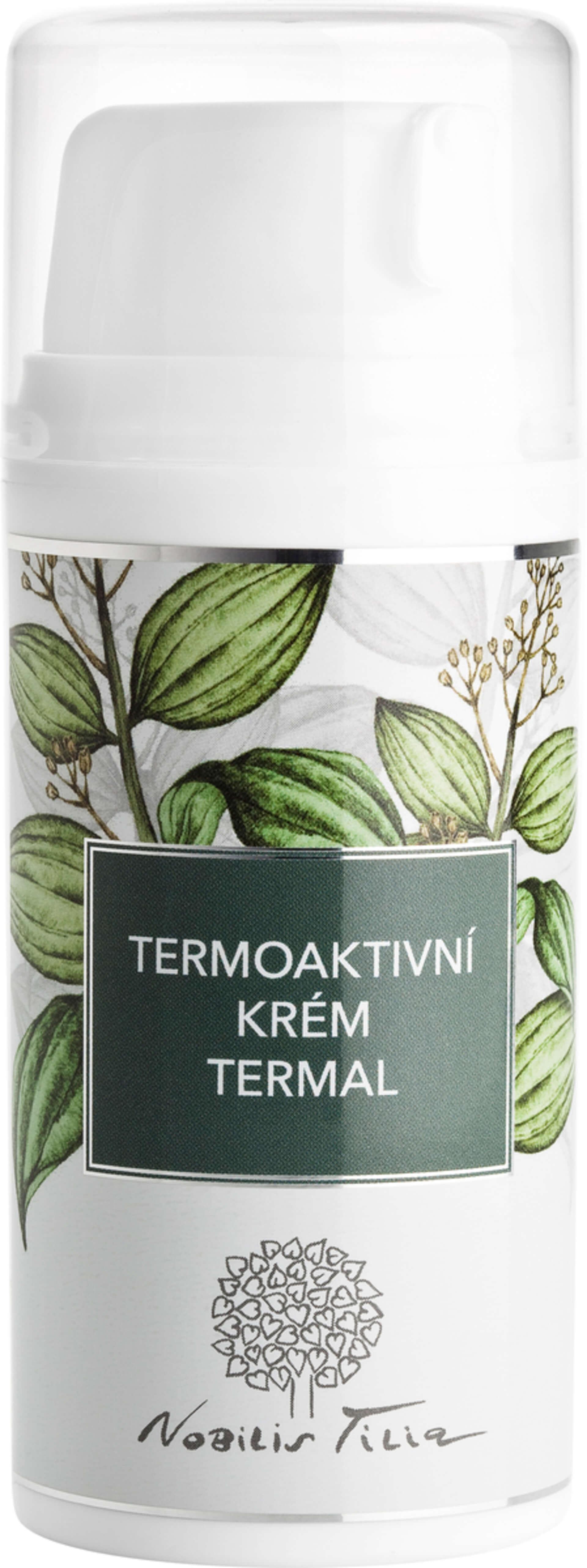 Nobilis Tilia Termoaktívny krém Termal 100 ml