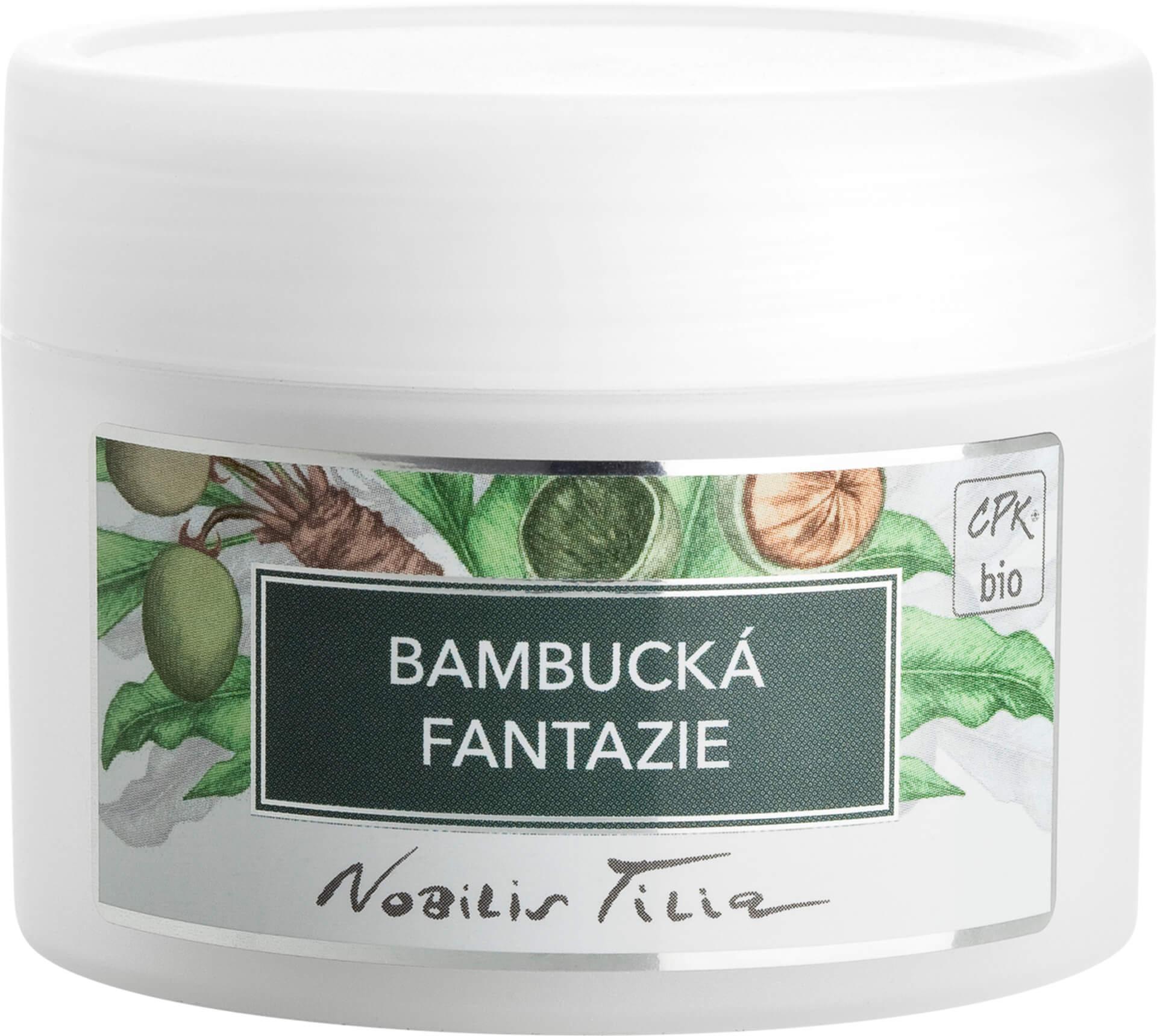 Nobilis Tilia Bambucké fantázie 100 ml