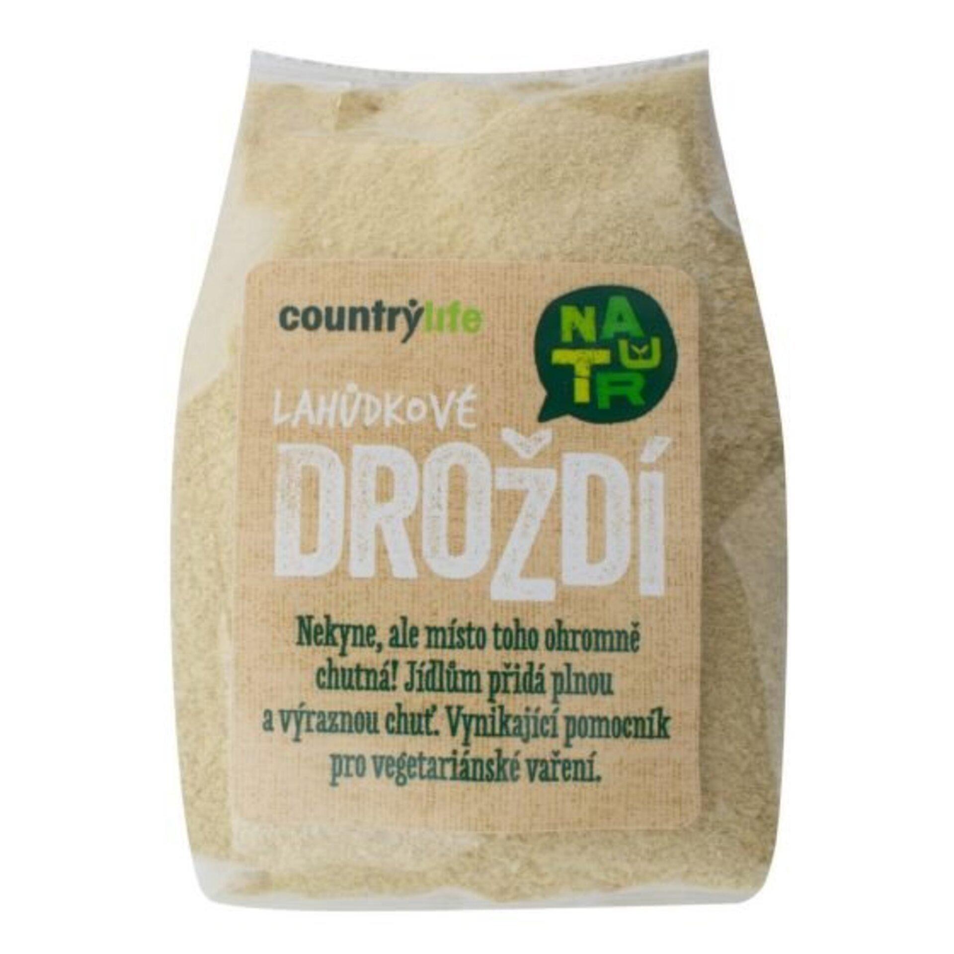 Country Life Droždie lahôdkové 150 g