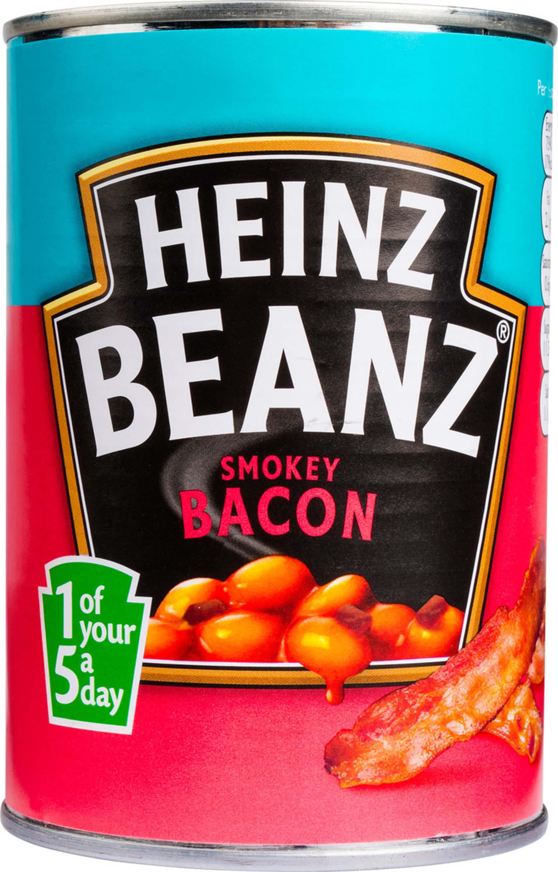 Heinz Fazuľa slanina 390 g