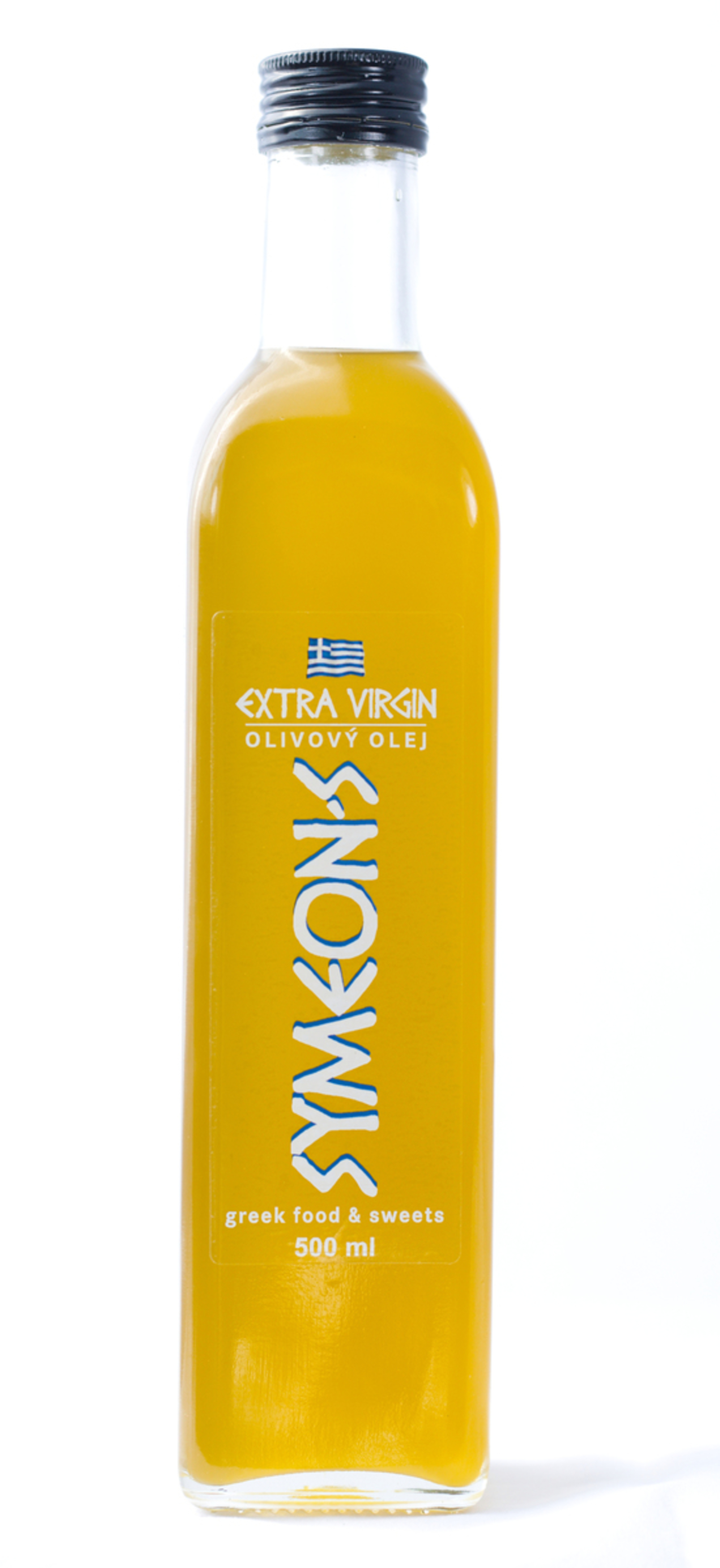 Symeons Olivový olej extra virgin 500 ml