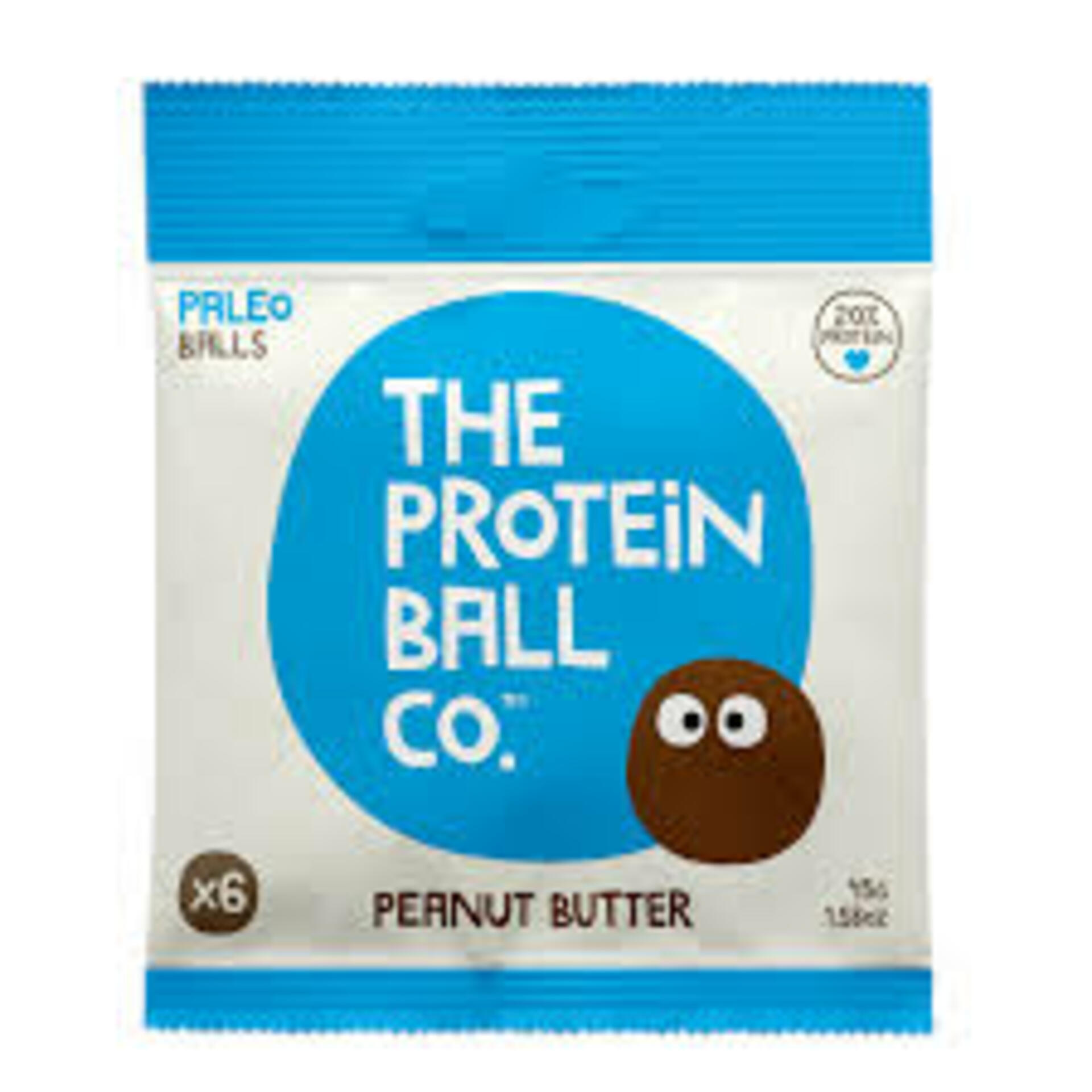 Protein The protein ball co peanut butter 45 g