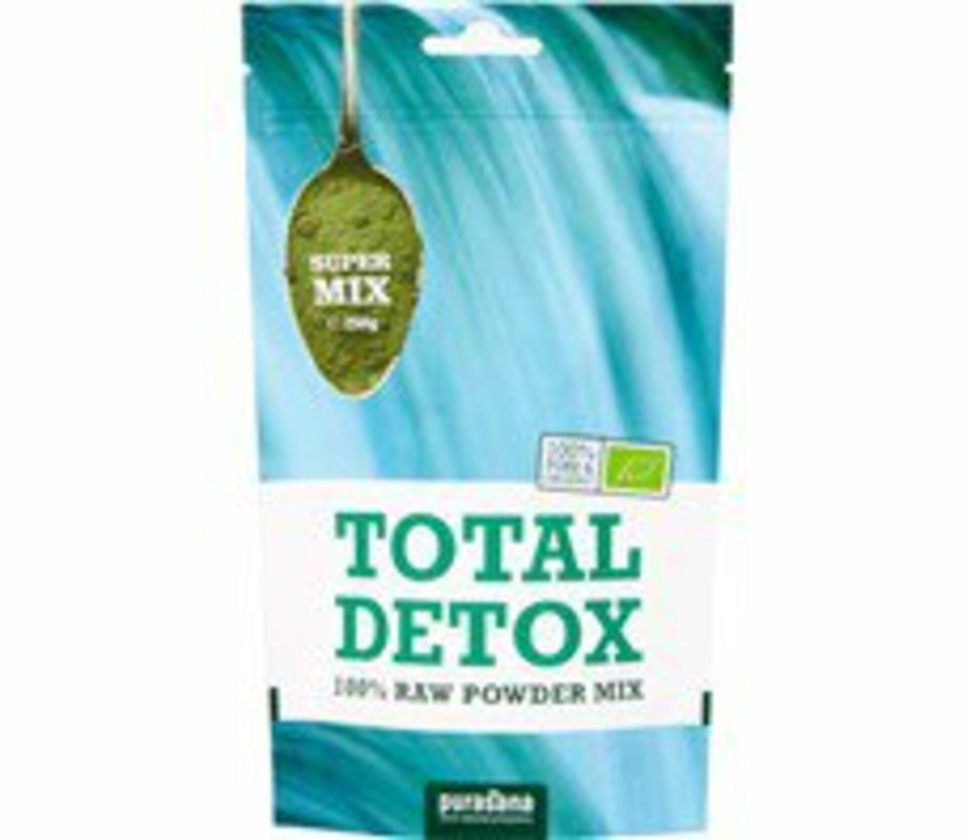 Purasana Total Detox Mix BIO 250 g