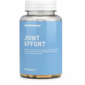 MyVitamins Kĺbová výživa Joint effort 30 tabliet