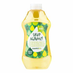 Country Life Sirup Agávový BIO XXL 900 ml
