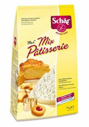 Schär Mix C Patisserie 1000 g