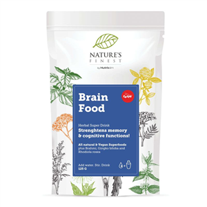 Nutrisslim Brain Food Supermix 125 g