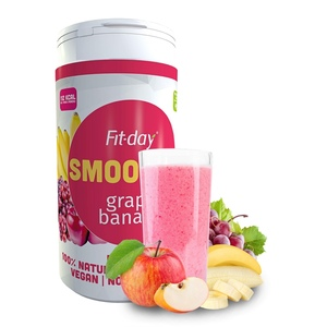 Fit-day Smoothie hrozno / banán / jablko 600 g