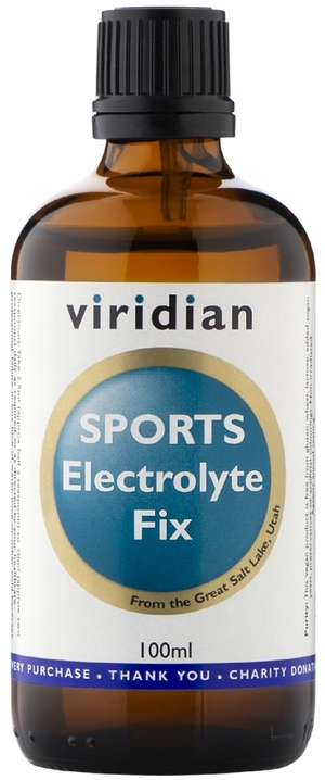 Viridian Sports Electrolyte Fix 100 ml