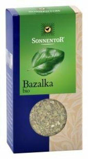 Sonnentor Bazalka BIO 15 g