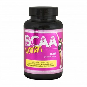 Ladylab BCAA woman 120 tabliet