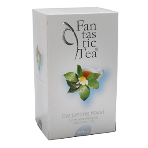 Biogena Fantastic Tea Darjeeling Royal 20 x 1,75 g