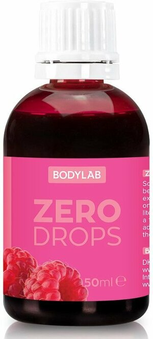 Bodylab Zero Drops 50 ml