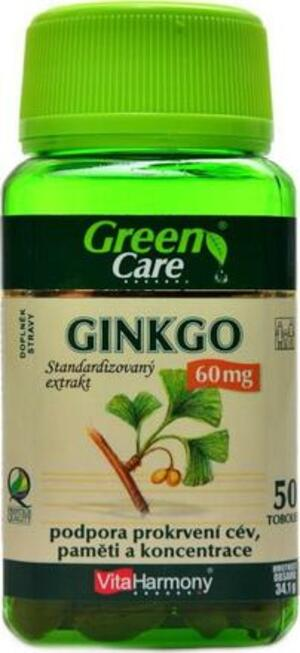 VitaHarmony Ginkgo 60 mg 100 tabliet