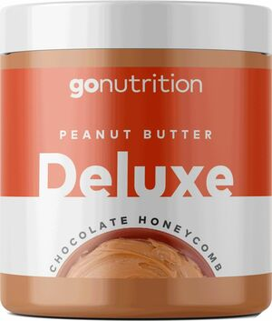 GoNutrition Peanut Butter Deluxe 250 g white chocolate