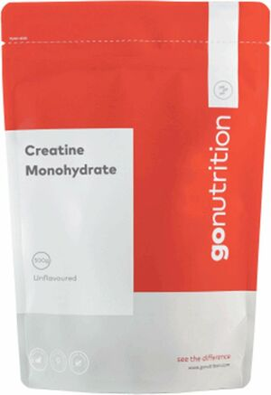 GoNutrition Creatine Monohydrate Creapure 500 g unflavoured