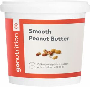 GoNutrition Peanut Butter 1000 g smooth