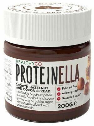 Healthyco Proteinella čokoláda/oriešok 200 g