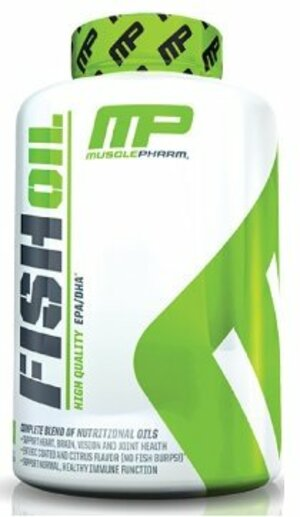 MusclePharm Fish oil 90 kapsúl
