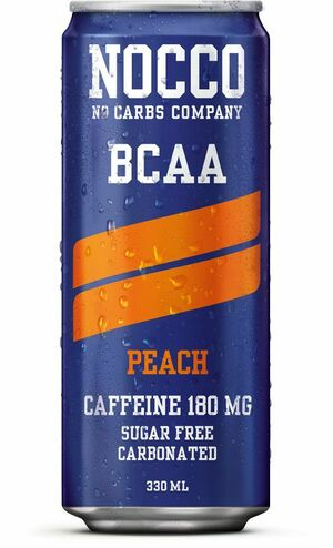 Nocce BCAA peach 330 ml