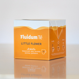 Fluidum Tej Little flower BIO 10 ks