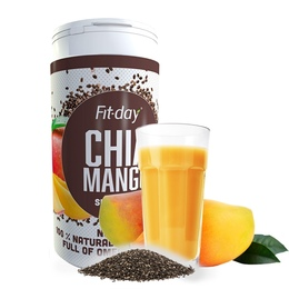 Fit-day Superfood Chia / mango 600 g