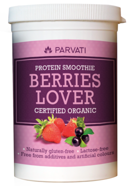 Iswari Berries lover proteín smoothie 160 g