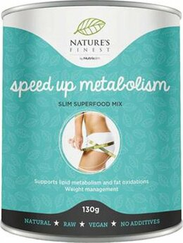 Nutrisslim Speed ​​Up Metabolism BIO 130 g