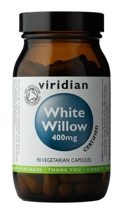 Viridian Organic White Willow Bark 90 kapsúl