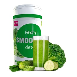 Fit-day Smoothie brokolica / uhorka / špenát 600 g