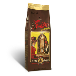 New York EXTRA 100% ARABICA 250 g zrnková
