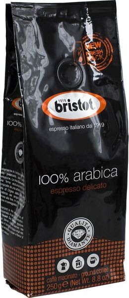 Bristot Diamante Arabica 250g 335 01 00