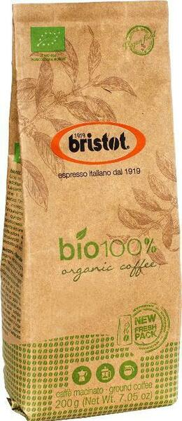 Bristot BIO 100% Org. Ground 200g 335 03 00