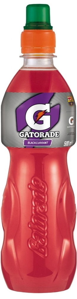 Gatorade Blackcurrant 500 ml