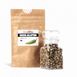 The Chilli Doctor Green Jalapeno granule 30 g