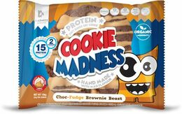 Madness nutrition Cookies Choc-fudge brownie beast 106 g
