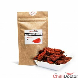 The Chilli Doctor Naga Bhut Jolokia celej 10 g