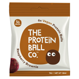 Proteín The proteín ball co malinové brownies 45 g