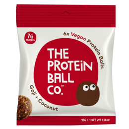 Protein The protein ball co goji + coconut 45 g