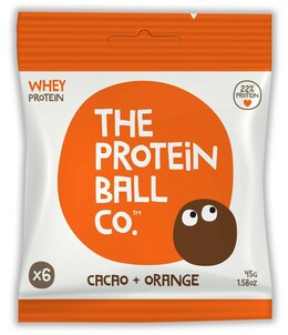 Protein The protein ball co cacao + orange 45 g