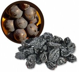 Lifefood Hrozienka Black Beauties BIO 1000 g