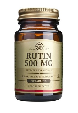 Solgar Rutín 500 mg 50 tabliet