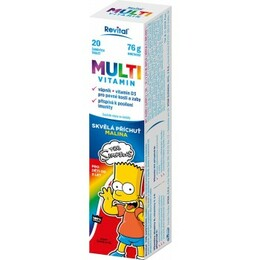 The Simpsons Multivitamín 20 tabliet