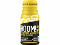Fast Pre-Workout a BCAA shot Tropical 60ml